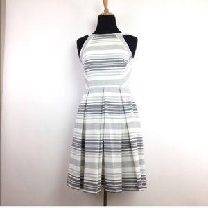 NWT Katherine Kelly Lucy striped dress